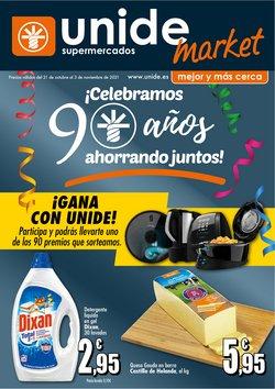 Ofertas de Unide Supermercados en el catálogo de Unide Supermercados ( 11 días más)
