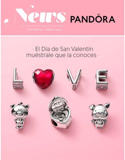 Catálogo Pandora en Arona ( 10 días más )