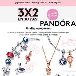 Ofertas de Pandora en el catálogo de Pandora ( Caduca hoy)