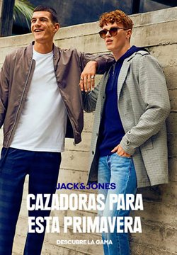 Ofertas de Jack & Jones  en el folleto de Alcobendas