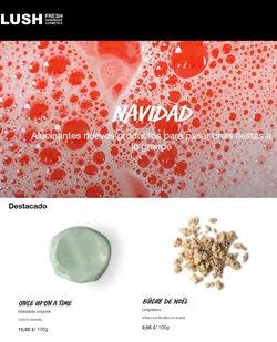 Ofertas de Lush  en el folleto de Madrid