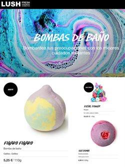 Ofertas de Perfumerías y belleza  en el folleto de Lush en Camargo
