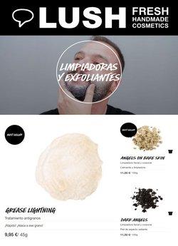 Catálogo Lush ( 10 días más)