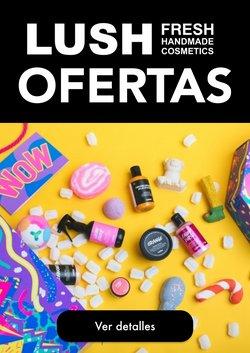 Ofertas de perfumes en el catálogo de Lush ( Publicado hoy)
