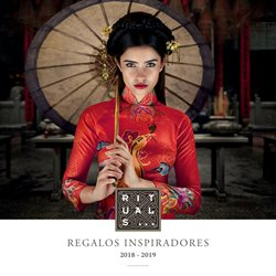 Ofertas de Rituals  en el folleto de Barcelona
