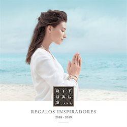 Ofertas de Rituals  en el folleto de Valladolid