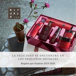 Catálogo Rituals en Sabadell ( Más de un mes )