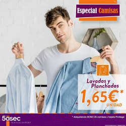 Ofertas de 5àSec  en el folleto de Madrid