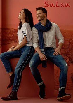 Ofertas de Pantalones mujer  en el folleto de Salsa Jeans en Algeciras