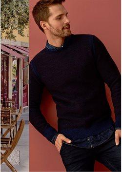 Ofertas de Jersey hombre  en el folleto de Salsa Jeans en Sevilla
