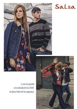 Ofertas de Salsa Jeans  en el folleto de Cartagena