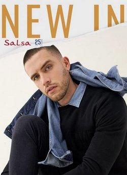 Ofertas de Salsa Jeans  en el folleto de Cádiz