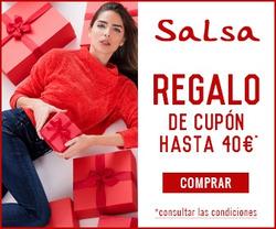 Ofertas de Salsa Jeans  en el folleto de Barcelona