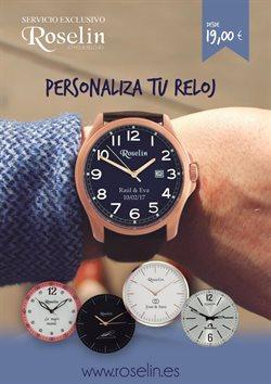Ofertas de Reloj hombre  en el folleto de Roselin en Murcia