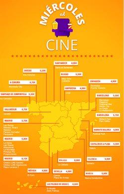 Ofertas de Ocio  en el folleto de Cinesa en Arroyo de la Encomienda