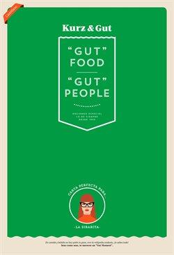Ofertas de Restauración en el catálogo de Kurz & Gut en Ripollet ( Más de un mes )