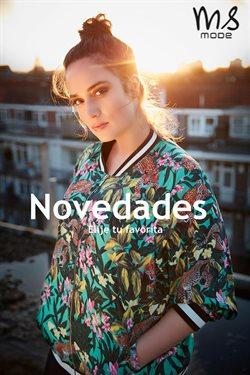 Ofertas de MS Mode  en el folleto de Madrid