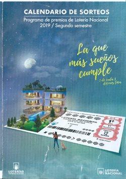 Ofertas de Loterías y Apuestas del Estado  en el folleto de Barcelona