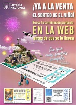 Ofertas de Loterías y Apuestas del Estado  en el folleto de Portugalete