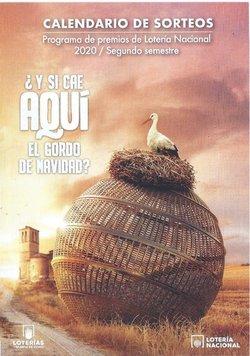 Catálogo Loterías y Apuestas del Estado en Barberà del Vallés ( Más de un mes )