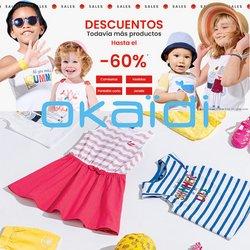 Ofertas de Okaïdi en el catálogo de Okaïdi ( Más de un mes)