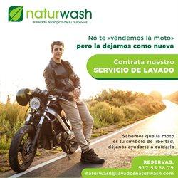 Ofertas de Moto gp en NaturWash