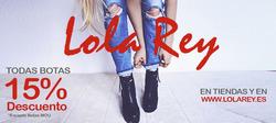 Ofertas de Lola Rey  en el folleto de Madrid