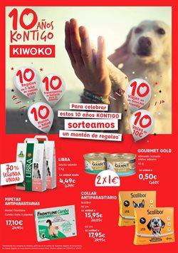 Ofertas de Kiwoko  en el folleto de Barcelona