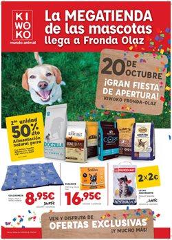 Ofertas de Kiwoko  en el folleto de Córdoba