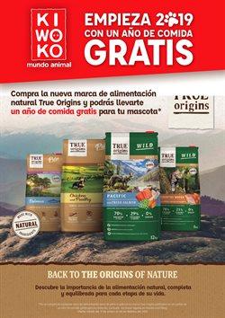 Ofertas de Kiwoko  en el folleto de Málaga