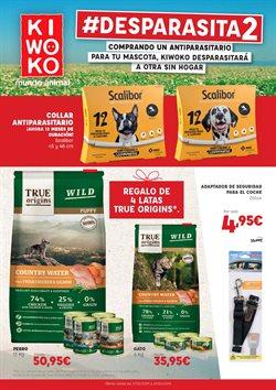 Ofertas de Kiwoko  en el folleto de Jerez de la Frontera