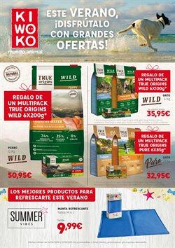 Ofertas de Kiwoko  en el folleto de Alicante