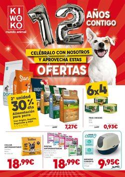 Ofertas de Kiwoko  en el folleto de Torrejón