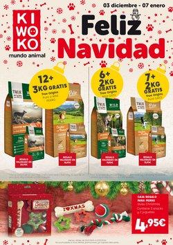 Ofertas de Kiwoko  en el folleto de Madrid