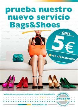 Ofertas de Pressto  en el folleto de Madrid