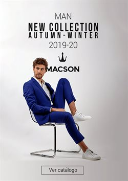 Ofertas de Macson  en el folleto de Girona