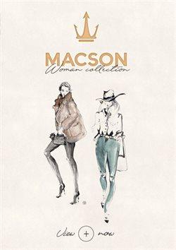 Ofertas de Ropa, zapatos y complementos  en el folleto de Macson en Novelda