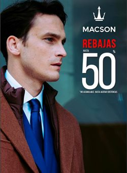 Ofertas de Ropa, Zapatos y Complementos  en el folleto de Macson en Escala