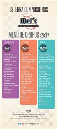 Ofertas de Tommy Mel's  en el folleto de Madrid