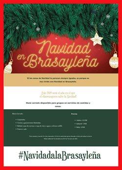 Ofertas de Restauración  en el folleto de Brasa y leña en Basauri