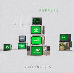 Ofertas de Polinesia en el catálogo de Polinesia ( 7 días más)