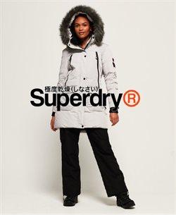 Ofertas de Superdry  en el folleto de Siero