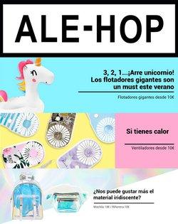 Catálogo Ale-Hop ( Publicado ayer)
