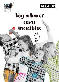 Ofertas de Ale-Hop  en el folleto de Bilbao