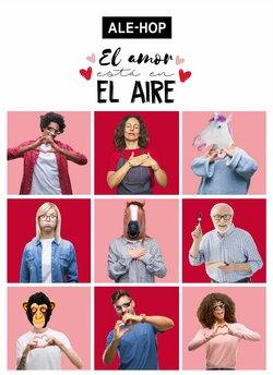 Ofertas de San Valent铆n en el cat谩logo de Ale-Hop ( 2 d铆as m谩s)