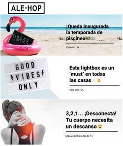 Ofertas de Hogar y Muebles en el catálogo de Ale-Hop en Chiclana de la Frontera ( 24 días más )