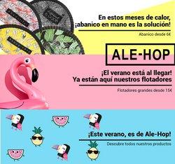Catálogo Ale-Hop ( Caduca hoy)