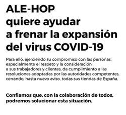 Cupón Ale-Hop en Barcelona ( 2 días más )