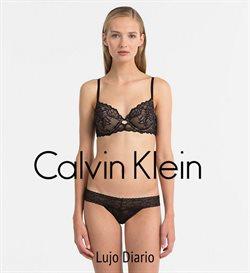 Ofertas de Calvin Klein  en el folleto de Madrid