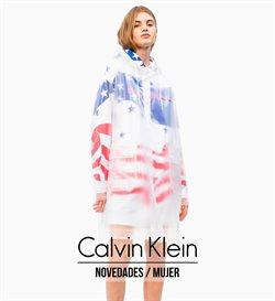 Ofertas de Calvin Klein  en el folleto de Barcelona